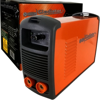 Soldadora Inverter 250AMP Gladiator IE6250/220