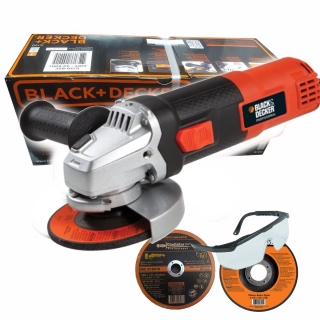 Amoladora Angular Black&Decker G720 820W