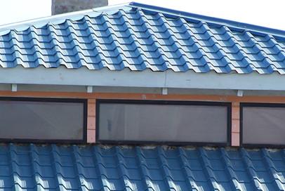 Chapas para techo colder srl barraca carmela for Modelos de techos de chapa