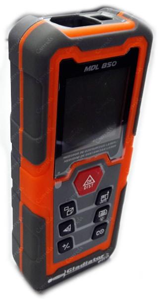 Medidor de distancia l ser 50 mt gladiator pro mdl850 for Medidor de distancia laser